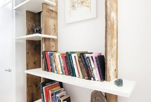 Bookshelf / by Margo Matson