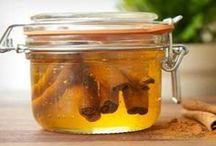 méz és fahéj