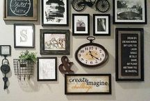 Стена галереи