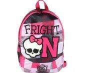 Monster High Okul Çantaları