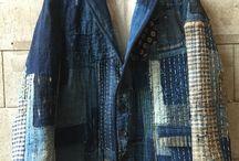 Udoku / 国内外のvintage生地を使用した洋服を作っています。