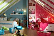 shared bedroom boy and girl