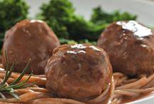 Recipes  / Turkey Meatballs