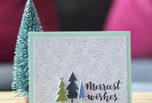 Pinkfresh Studio holiday cards