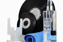Vinyl Record Cleaning Kits