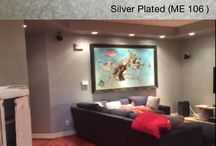 Interior paint color ideas / A collection of interior colors used on interior house painting projects.
