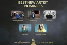 58th GRAMMY Nominations / See the full list of nominations at GRAMMY.com/nominees / by The GRAMMYs