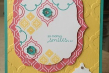 Stampin Up - Mosaic Madness / by Cindy Slabaugh