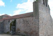 Iglesia de San Miguel en Moralina de Sayago / Románico de Zamora