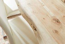 Faszination Holz / Mit jeder Maserung, mit jeden Unebenheit erzählt Holz Dir seine einzigartige Geschichte