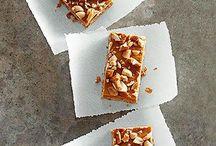 To Make: Bars/cookies
