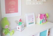Lil girls room inspiration
