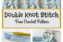 double knot stitch