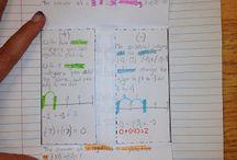 Math ideas / by Kim Fick