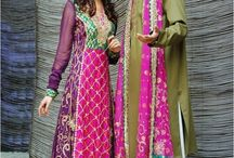 Mehndi Outfits