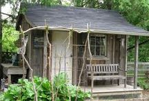 Garden Shed Ideas / by Linda Nelson Quiroz