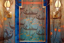 Oriental designs