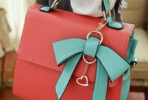 Handbags, Totes & Clutches / All things handbags and clutches and cute bags...