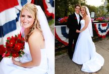 Independance Day Wedding Ideas / Celebrating the U.S's special day with a 4th of July Inspiration board