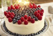 Sweet Treats / Deserts: cookies, cakes, yumminess