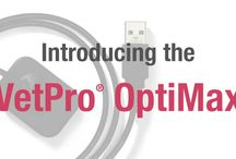 VetPro® OptiMax Digital Sensor System by Midmark / The VetPro® OptiMax Digital Sensor System by Midmark. With a patented, bite-resistant housing that is 4 TIMES stronger than our previous sensor, we are changing the face of veterinary dentistry—again.