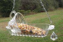 Garden glass are