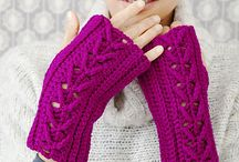 Knitting and Crocheting / by Rebekah Smith