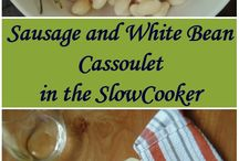 Slow Cooker Meals / Easy lazy slow cooker meals for busy days!