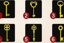 Тайные ключи