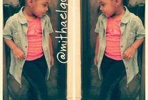 Fashion Kids / Mi Princess #FashionGirl @MiThaelGo #FashionKids #Moda #NiñasFashion #Love #Mom #FashionGirl #Fashion