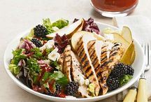 Cooking: Salads and Fruits