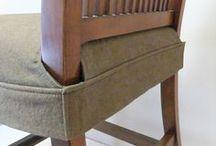 sedaky, přehozy, nábytek