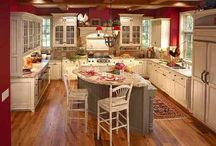 Dream Kitchen Ideas / by Stacy Cashio