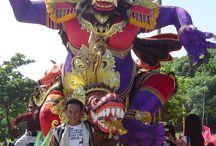 Ogah Ogah / Balinese Ogah Ogah Statues