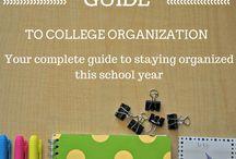 Οργάνωση Στο Κολέγιο