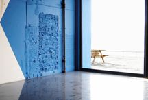 Wall paints / Beautiful wall paint colours or ideas for half painted walls