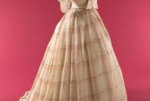 1860s - Crinoline to Bustle day wear