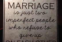 marriage / by Lisa Tingle