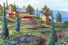 Tuscan Art