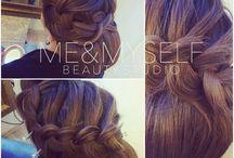 ME&MYSELF Beauty&Barber / My job ❤️ www.meandmyself.sk