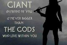 viking/Norse mythology