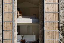 Idee architecture / Idee aménagement d une grange