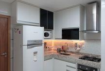 Cozinha/geladeira