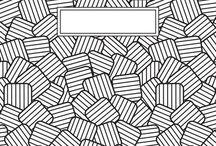 plantillas para cuaderno