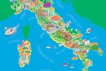 Graphic Design - Maps