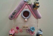 Vogelhuisje...Birdhouse