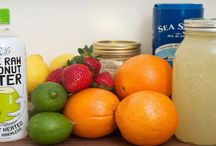 Healthy Drinks for Healthy Life / Healthy Drinks that easy to make at home for strong, energetic healthy life.