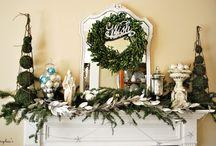 Christmas Decorating / Decor ideas for the Christmas season