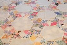 Quilt - 6 pointed star