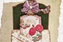 6410/0430 Noor! Design Crafty Boutique secret garden